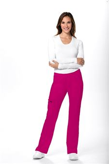 Hot Pink Sanibel Stretch 9165- Women's Cargo Pant - Various Colors Available
