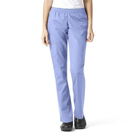 Elegant White Stag Women39s Elastic Waist Woven Pullon Pants Petite  Walmart