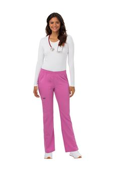 Purple Berry Sanibel Stretch 9165- Women's Cargo Pant - Various Colors Available