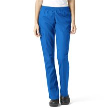 Royal Sanibel Works 1230 Petite Womens Elastic Waist Cargo Pants- Various Colors Available