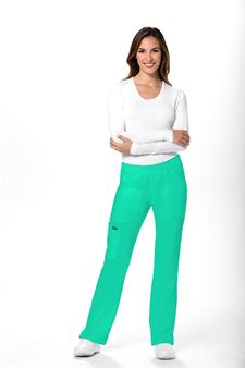 Sweet Mint Sanibel Stretch 9165- Women's Cargo Pant - Various Colors Available