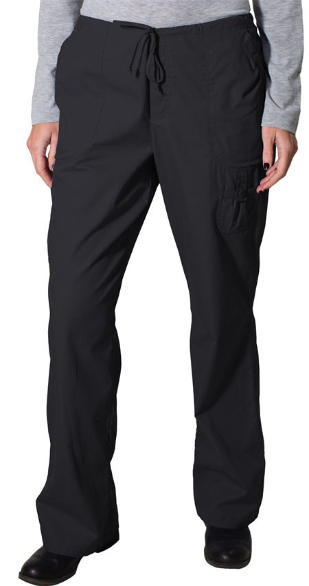 Brilliant Picture Of WonderWink Women39s Scrubs Cargo Pant Black 2XPetite