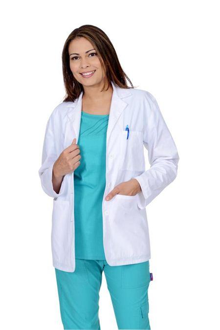 Sanibel Scrubs Women's Lab Coat - Short
