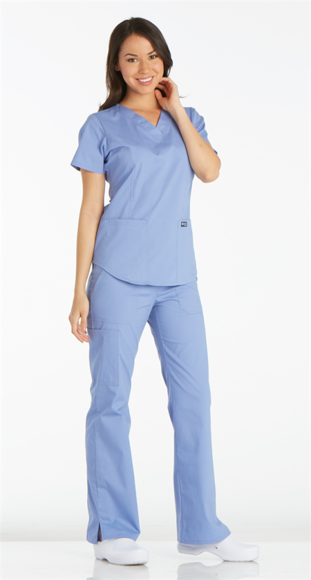 Sanibel Scrubs Swell Women S Top V Neck Uniform Scrub Top